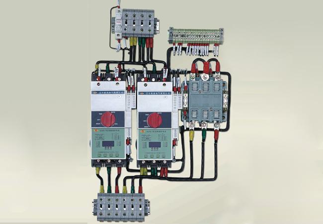 HRQCPS-J 星三角减压启动控制器