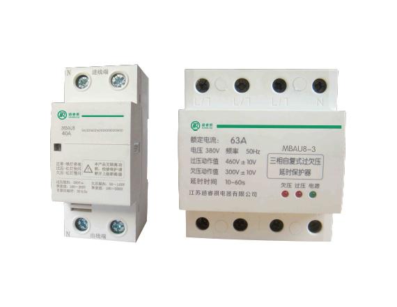MBAU8系列 自复式过欠压保护器